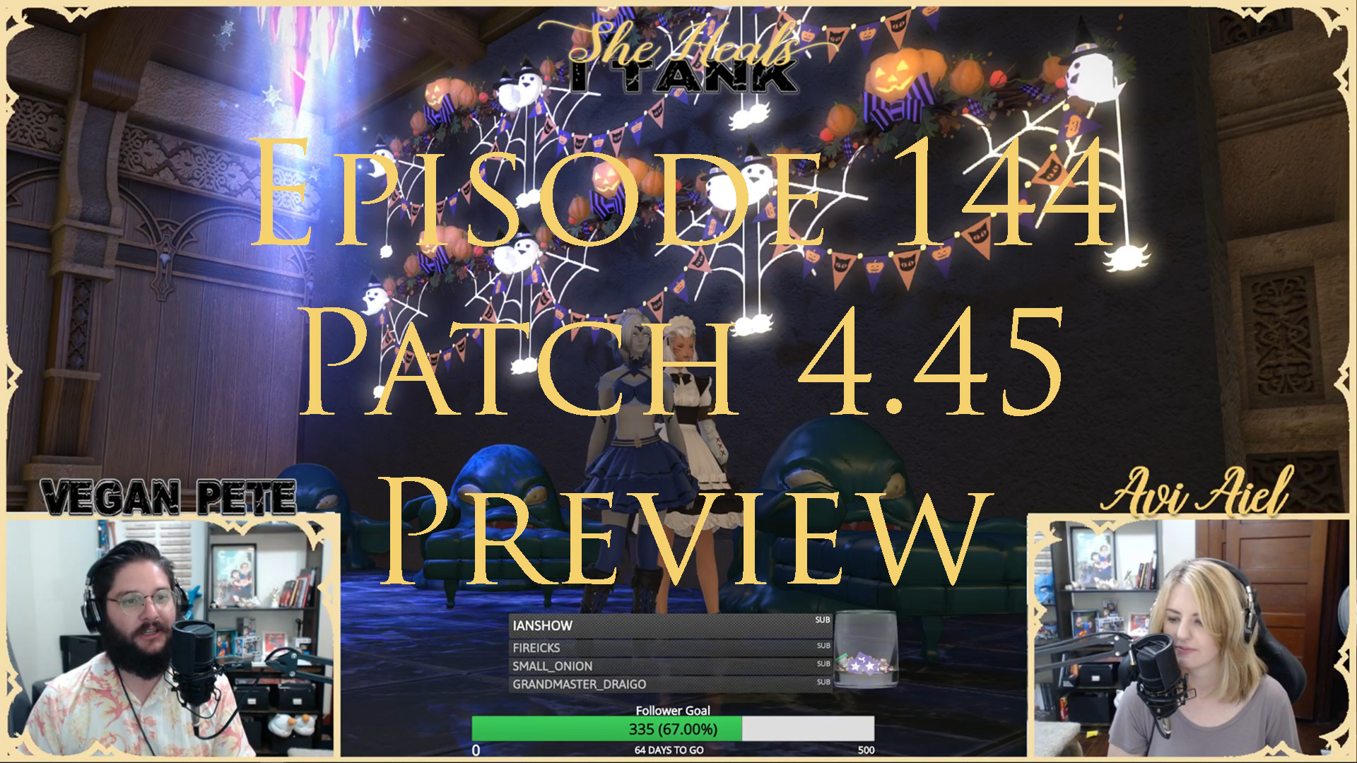 episode 144 patch 4 45 preview