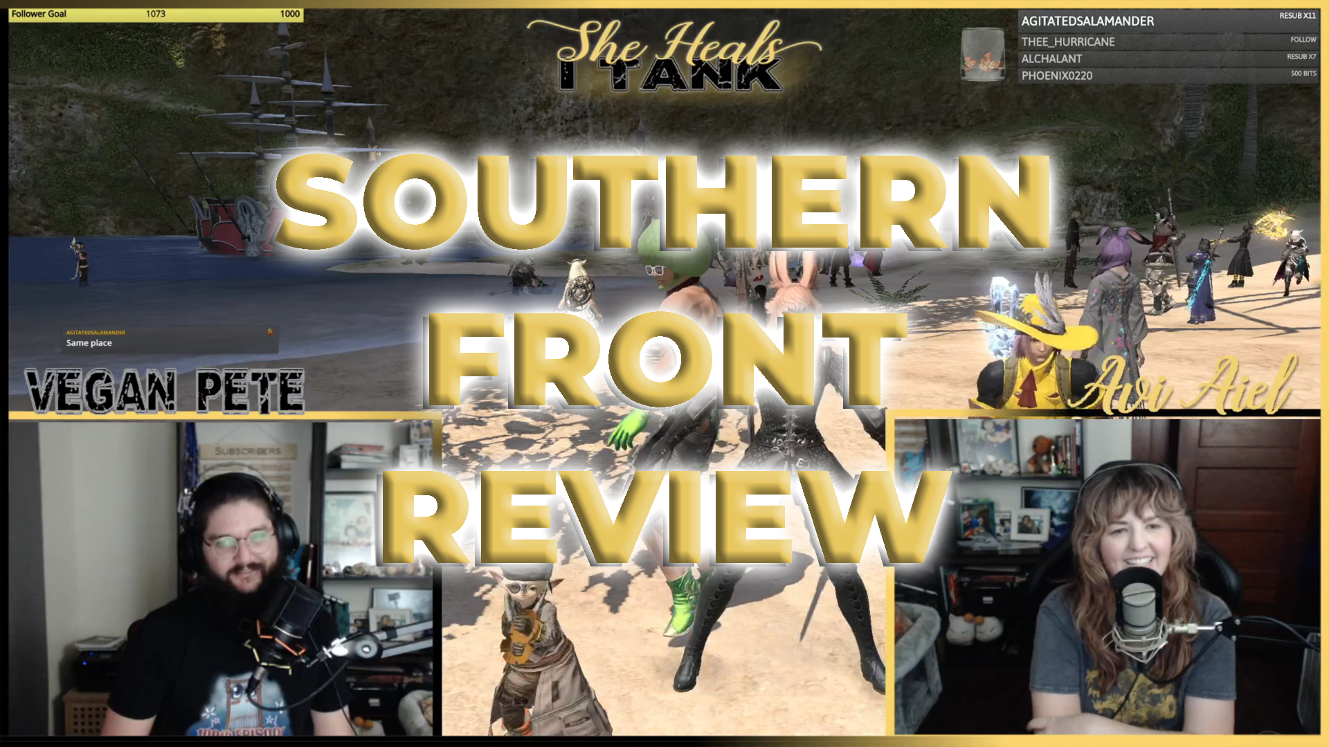 FFXIV Podcast Episode 238: Southern Front Recap post image